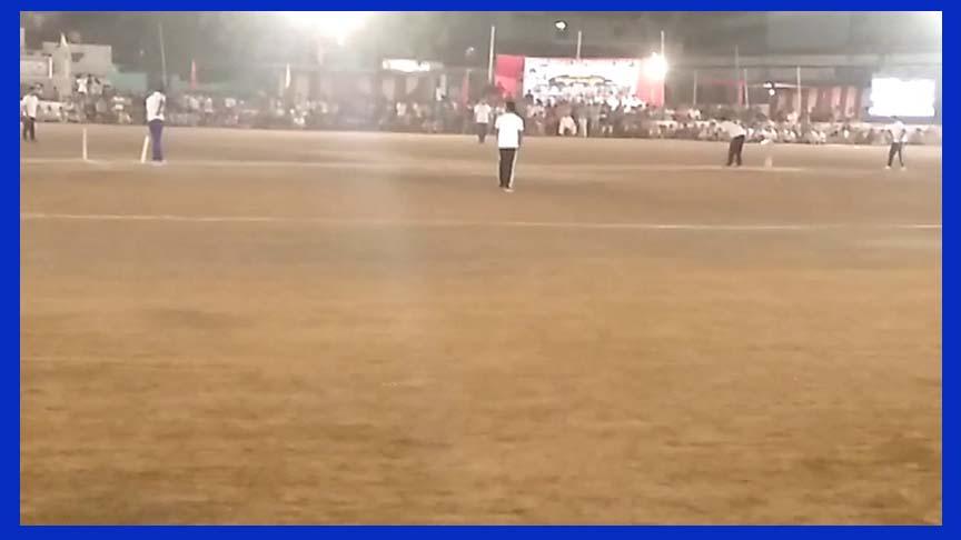 शुजालपुर टीम ने जीता टूर्नामेंट